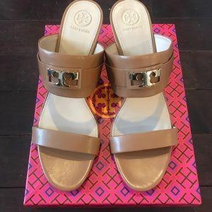 12abf1712 Tory Burch Shoes - BRAND NEW Tory Burch Gigi Wedge